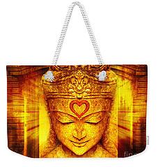 Buddha Entrance Weekender Tote Bag