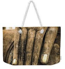 Buddha Hand Weekender Tote Bag