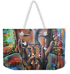 Buddhaflies Weekender Tote Bag