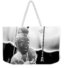 Buddha's Light Weekender Tote Bag