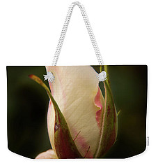 Budding Beauty Weekender Tote Bag by Inge Riis McDonald