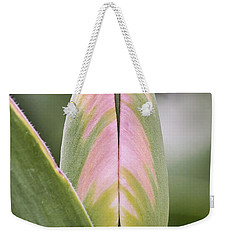 Budding Beauty Weekender Tote Bag by Rona Black