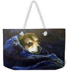 Buddy Rest In Peace Weekender Tote Bag