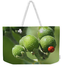 Buds And Bugs Weekender Tote Bag