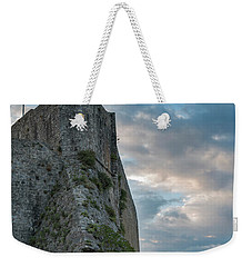 Budva Citadela Fortification Weekender Tote Bag