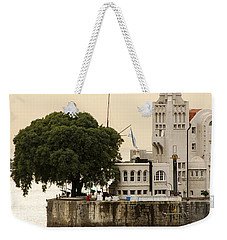 Buenos Aires Lighthouse Weekender Tote Bag