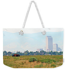 Buffalo And Colorado State Capitol  0056 Weekender Tote Bag