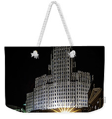 Buffalo City Hall Weekender Tote Bag by Richard Engelbrecht