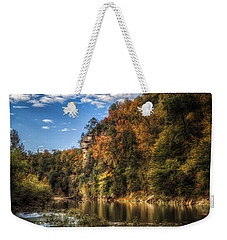 Buffalo National River Weekender Tote Bag by James Barber