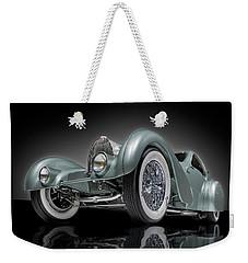 Bugatti Aerolithe Recreation Weekender Tote Bag