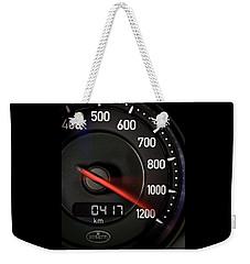 Bugatti Power /ps Weekender Tote Bag by Sheila Mcdonald
