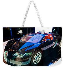 Bugatti Veyron Targa Weekender Tote Bag