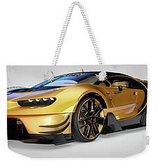 Bugatti Vision Gran Turismo Weekender Tote Bag