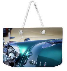 Buick Dreams Weekender Tote Bag