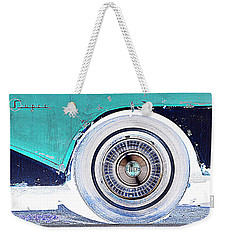 Buick Super Coupe Weekender Tote Bag