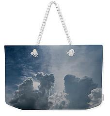 Building Tcu Weekender Tote Bag