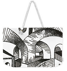 Buildings 1 2015 - Aceo Weekender Tote Bag
