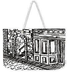Buildings 2 2015 - Aceo Weekender Tote Bag