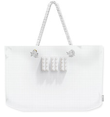 Builidng Blocks Weekender Tote Bag