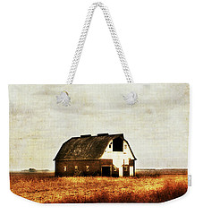 Built To Last Weekender Tote Bag by Julie Hamilton