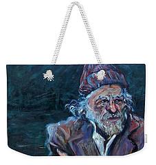 Bukowski Weekender Tote Bag