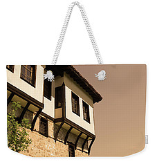 Bulgarian House Weekender Tote Bag