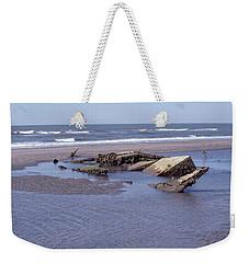 Bull Island 1 Weekender Tote Bag