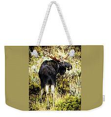Bull Moose Weekender Tote Bag