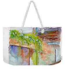 Bull Street Savannah Ga Weekender Tote Bag