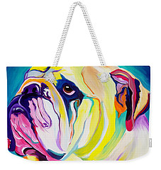 Bulldog - Bully Weekender Tote Bag