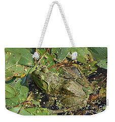 Bullfrog #2 Weekender Tote Bag