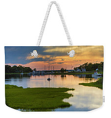 Bullhead Yacht Club Weekender Tote Bag