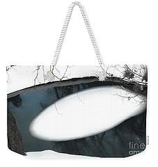 Bull'seye Weekender Tote Bag