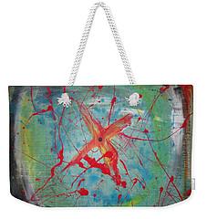 Bullseye Vision Weekender Tote Bag