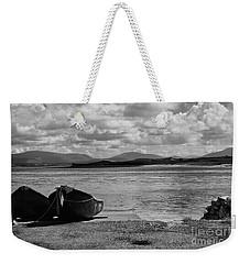Bullsmouth Pier Achill Island Weekender Tote Bag