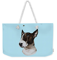 Bully And Bee Weekender Tote Bag