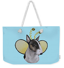Bully Bee Weekender Tote Bag