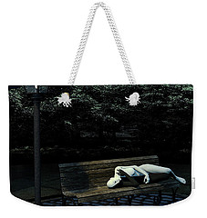 Bummed Weekender Tote Bag