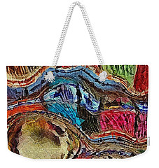 Bumps In The Road Weekender Tote Bag
