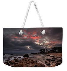Bunbker Bay Dawn Weekender Tote Bag