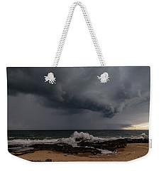 Bunbury Storm Clouds Weekender Tote Bag