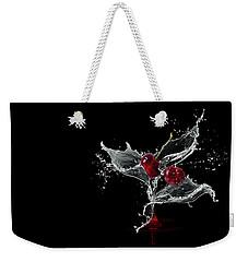 Bunch Of Water Flowers Weekender Tote Bag