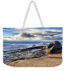 Bundoran Beach And Rougey Rocks Weekender Tote Bag