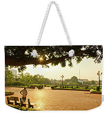 Buon Ma Thuot City Park Weekender Tote Bag