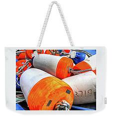 Buoy 3719 Weekender Tote Bag by Thom Zehrfeld