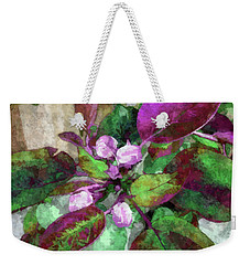 Buoyancy Of Nature Weekender Tote Bag by Tlynn Brentnall