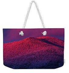 Burke Alpenglow Weekender Tote Bag