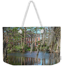 Burke Hall Cypress Lake Weekender Tote Bag by Gregory Daley  PPSA