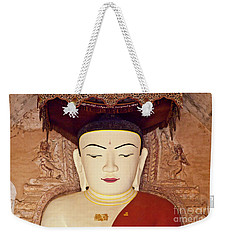 Weekender Tote Bag featuring the photograph Burma_d2085 by Craig Lovell