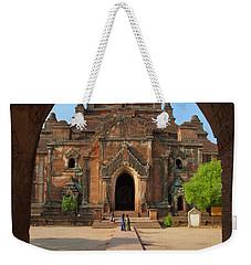 Burma_d2095 Weekender Tote Bag